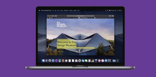 Safari Technology Preview, macOS Monterey, macOS Big Sur