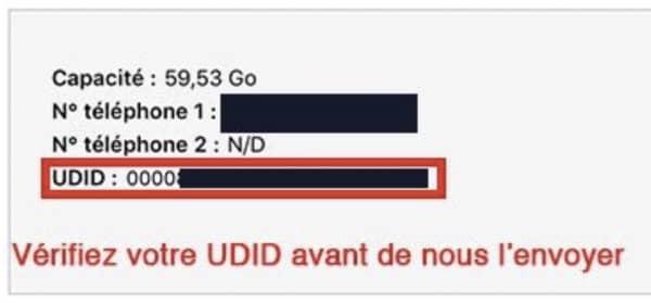 UDID iOS 15, UDID iPadOS 15