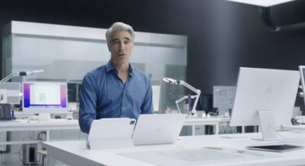 Universal Control, macOS Monterey, iPadOS 15