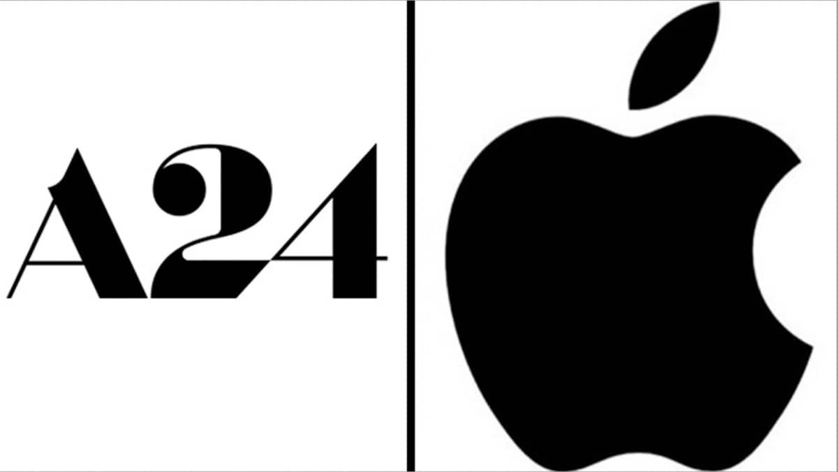 a24 film studio apple