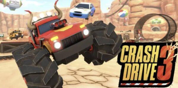 Crash Drive 3, App Store