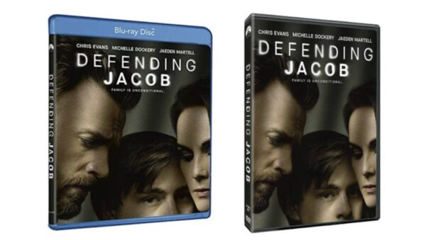Defending Jacob, DVD, Blu-ray