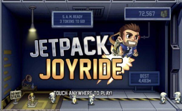 Jetpack Joyride+, Apple Arcade