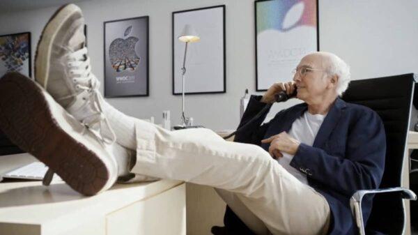 Larry David, App Store