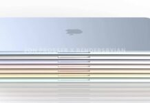macbook air colore m2