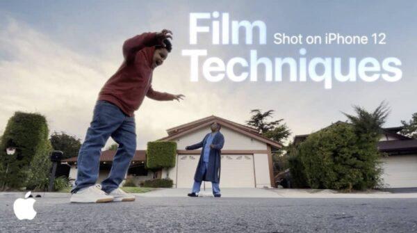Apple vidéo, Shot on iPhone