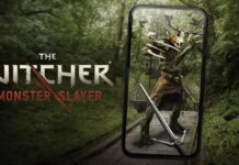 the witcher monster slayer ar