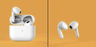 airpods 3 rumeur iphone 13