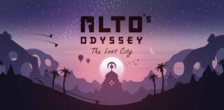 altos odyssey the lost city apple arcade