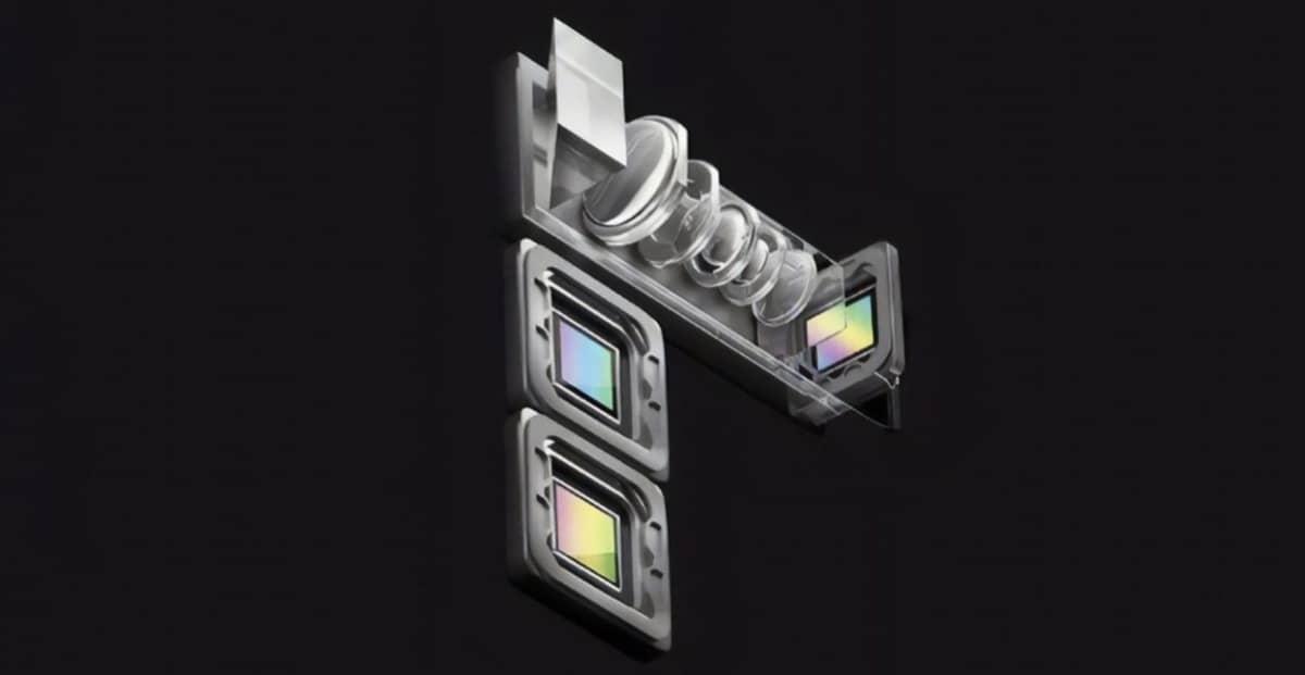 apple brevet objectif periscope