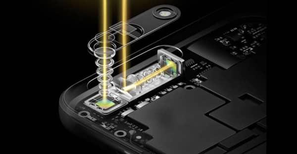 apple brevet objectif periscope 3