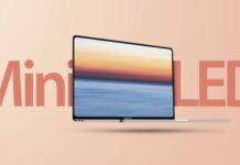 apple ecran mini led mac