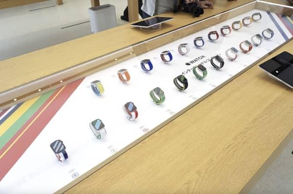 apple store bracelets montre internationaux 4