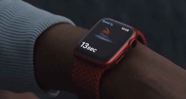 Apple Watch, symptômes COVID-19