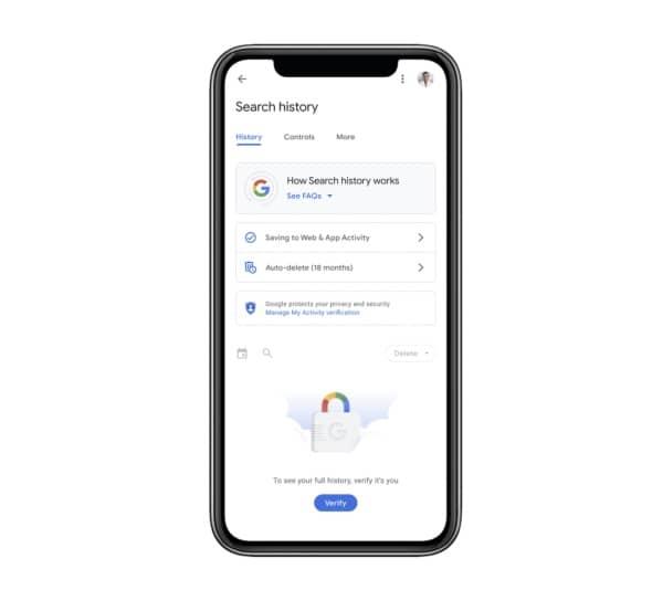 application ios securite google 2