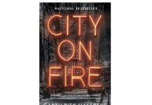 city on fire apple tv