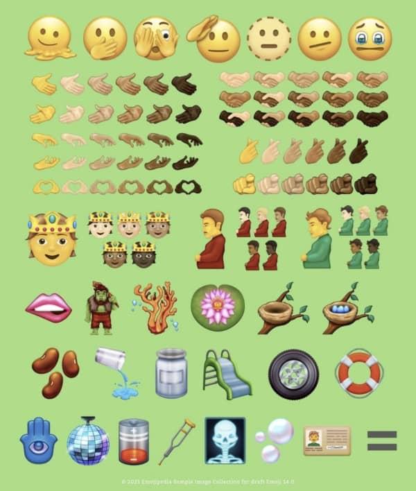 emoji ios 15