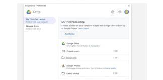 google drive for desktop mac