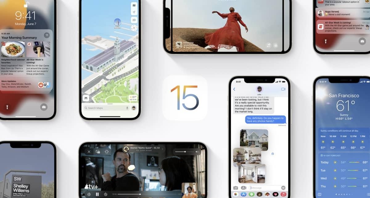 ios 15 b3 news