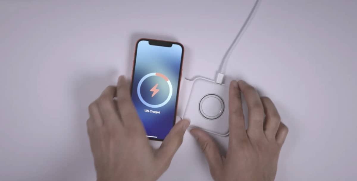 iphone 13 bobine charge