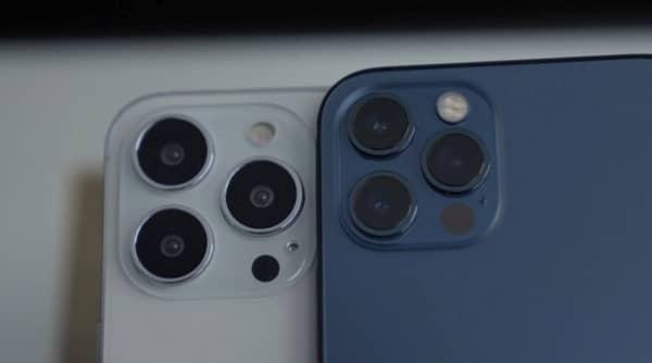 iphone 13 factice vs iphone 12 2