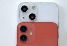 iphone 13 factice vs iphone 12 4