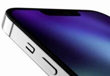 iphone 14 suppression encoche