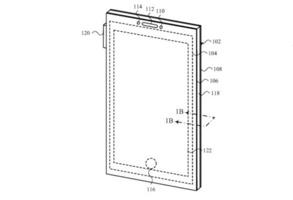 brevet Apple, iPhone, Touch ID sous écran, Face ID