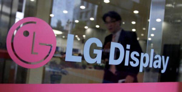 LG Display, écrans OLED, Apple