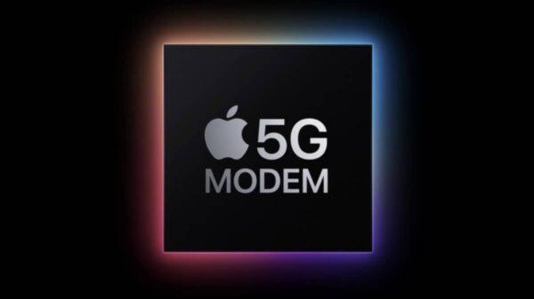 modem apple 5g iphone 13