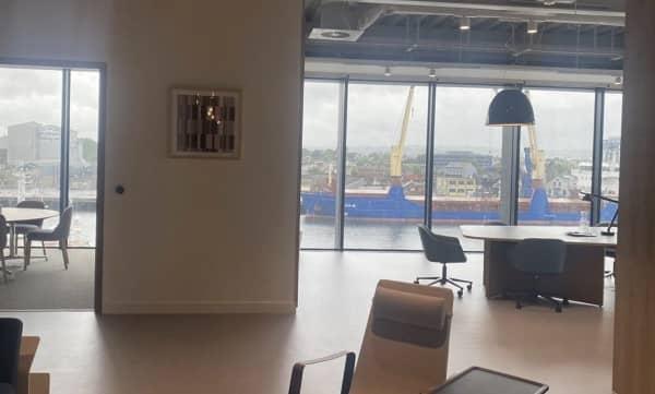 bureaux Apple, Cork, Irlande