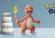 pokemon go 5 ans