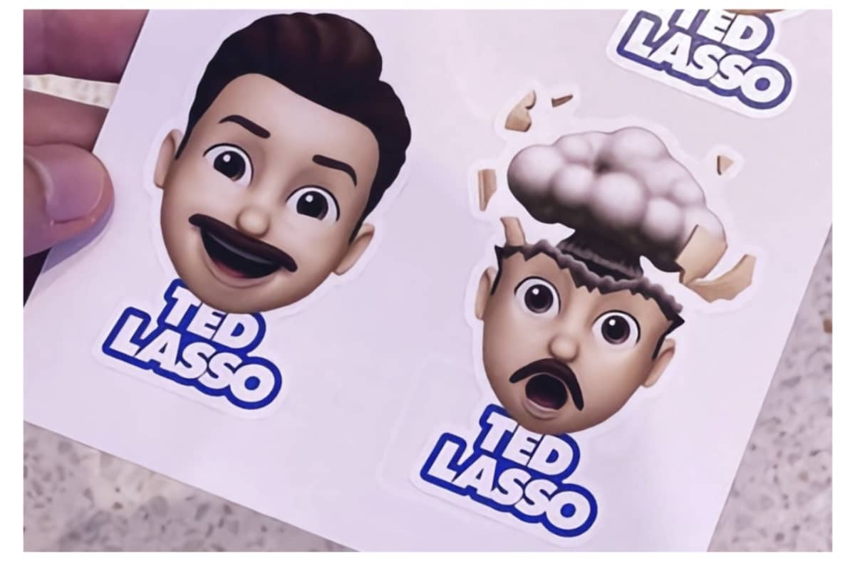 stickers ted lasso