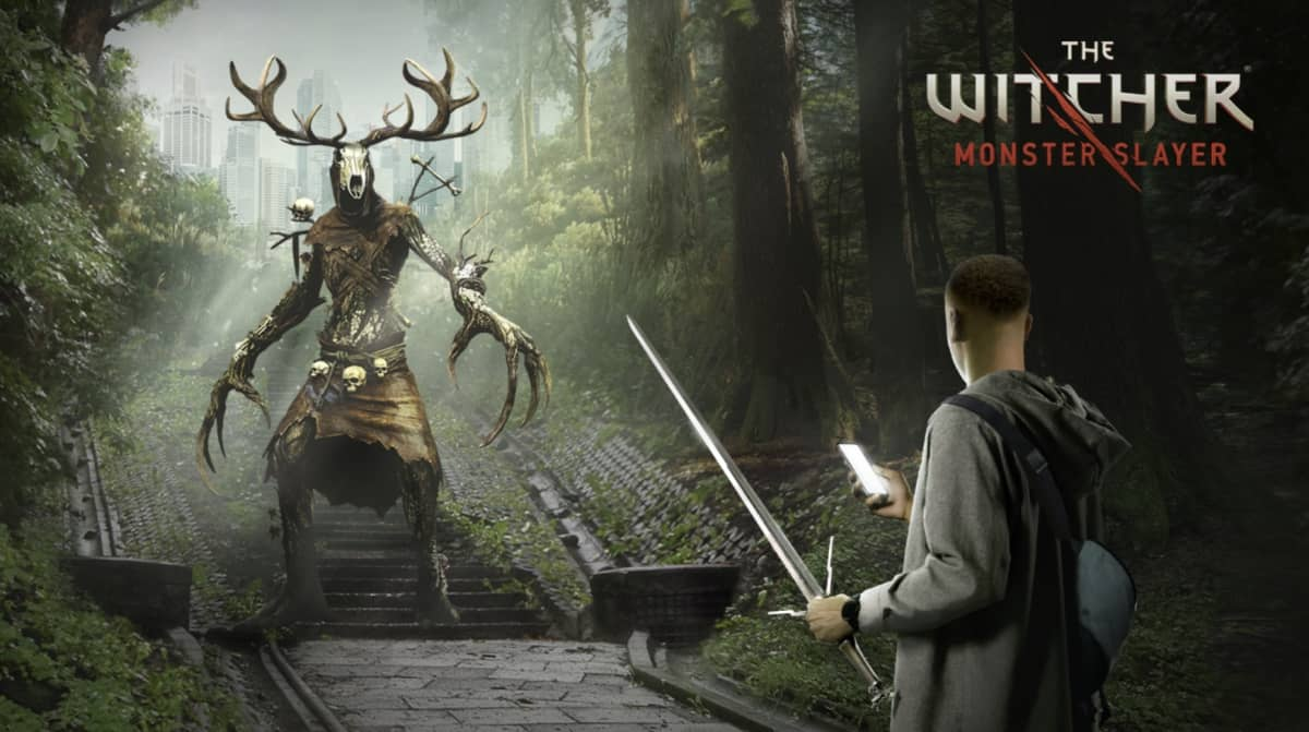 the witcher monster slayer ios