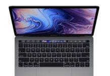 touch bar macbook pro 2021
