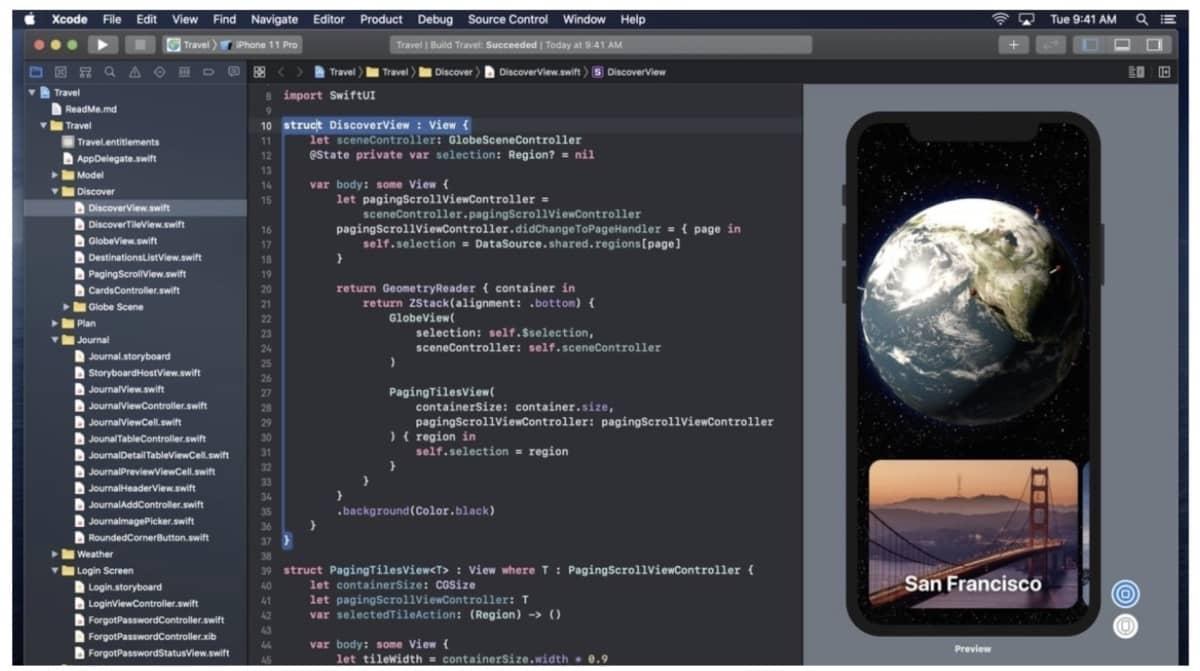 xcode 2021