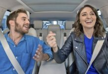carpool karaoke a21