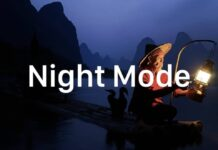 mode nuit ios 15 desactive