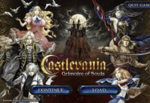 castlevania grimoire of souls 2