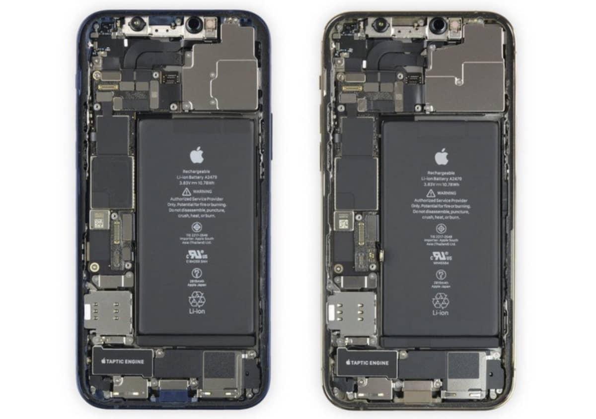 grosses batteries iphone ipad macbook