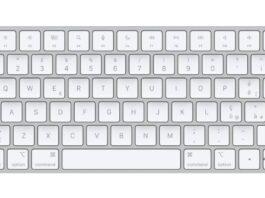 magic keyboard touch id a21