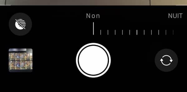 iOS 15, mode nuit iPhone