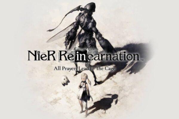NieR Re[in]carnation, App Store, jeu iOS