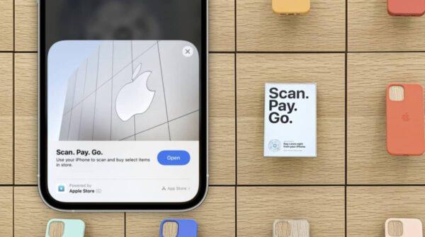 paiement automatique, App Clip, Apple Store