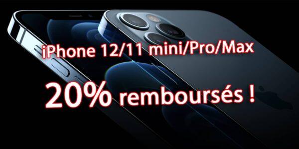 promo iPhone 12, iPhone 12 pas cher, iPhone 12 Pro Max, iPhone 11 Pro Max, bon plan iPhone 12,