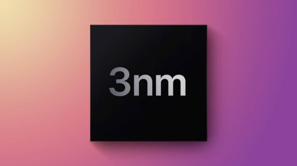 puces 3nm iphone mac 2022
