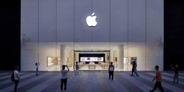 apple store changsha