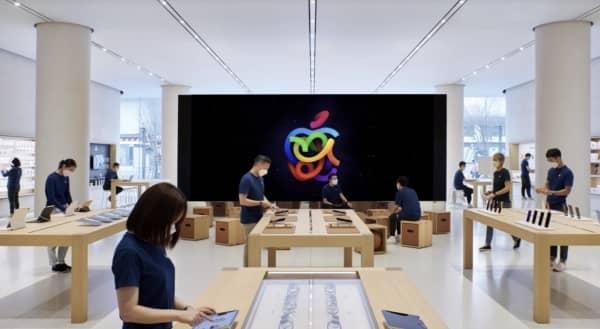 apple store changsha 2