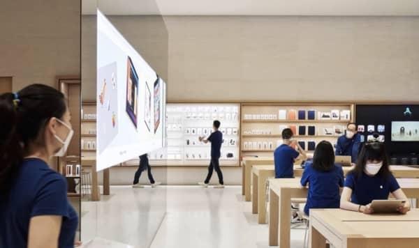 apple store changsha 3