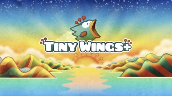 tiny wings apple arcade